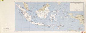 แผนที่โลกมีคำอธิบายเครื่องหมาย