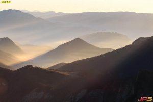 แสงแดดบบภูเขา